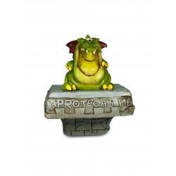 Oracarux Drago Protettore della Casa