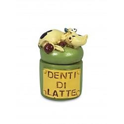 "Scatoline ""Denti da Latte"" Mucca"