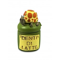 "Scatoline ""Denti da Latte"" Tartaruga"
