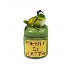 "Scatoline ""Denti da Latte"" Rana"